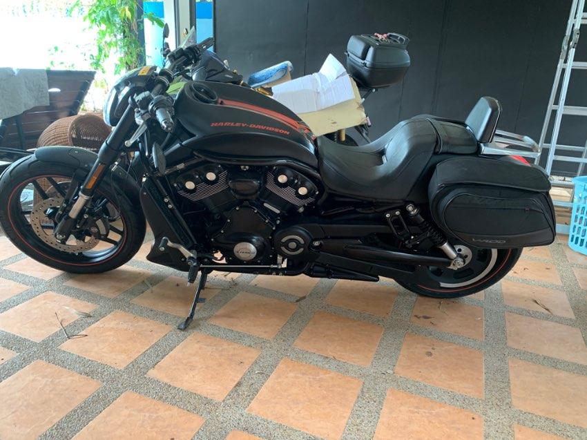 Harley Davidson Nightrod Special