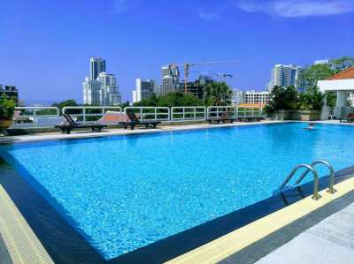 Only 2 Mln. Baht for 88 SQM Apartment of Pratamnak Hill