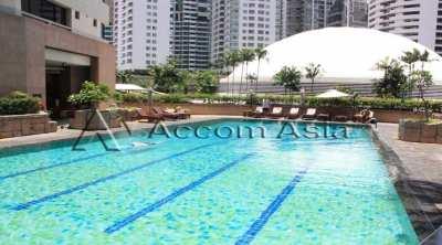President Park Condominium 4 Bedroom For Rent & Sale BTS Phrom Phong