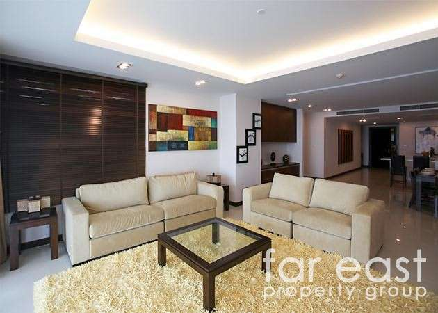 Beachfront Na Jomtien 3 Bedroom For Rent Or Sale