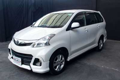 2016 Toyota Avanza 1.5 S Touring A/T
