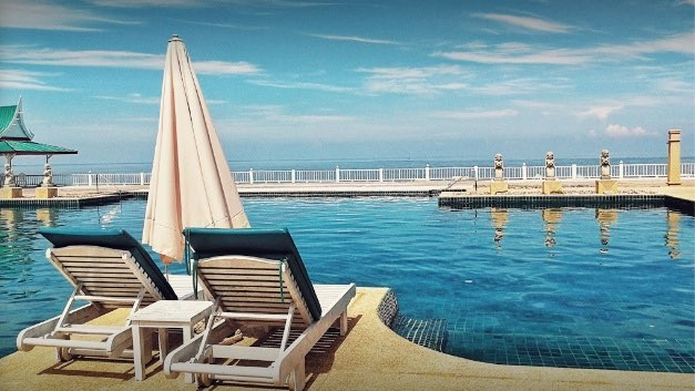 Selling 4 star hotel on the beach, Room 95, Takua Pa, Phang Nga.