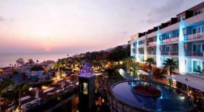 Selling 3 star hotel, 262 rooms, Patong, Phuket.