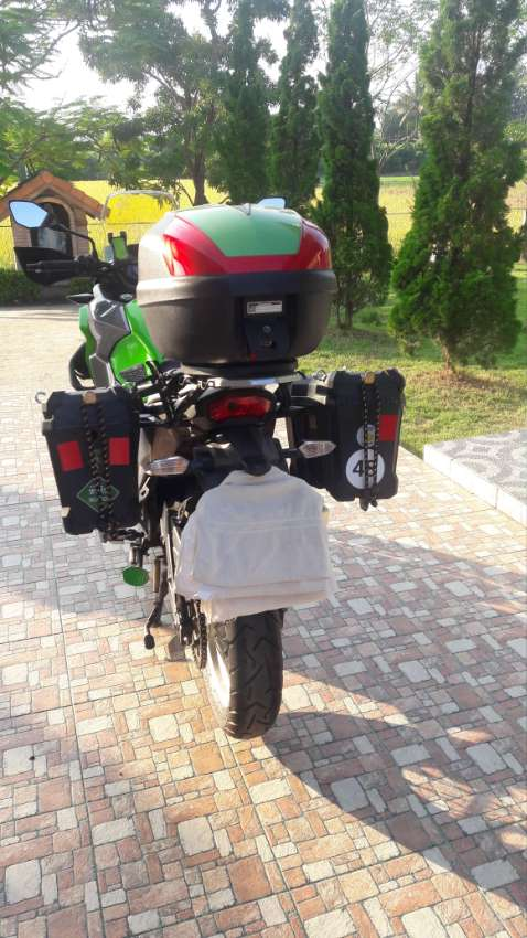 Kawasaki Versys x300 for sale