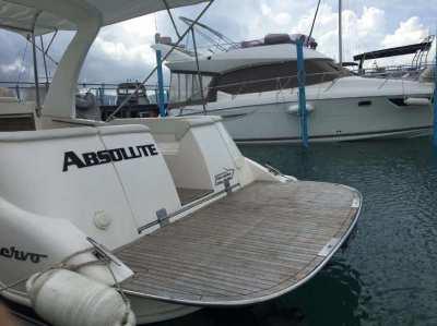 Cabin boat Mano Marine 27,5 EFB