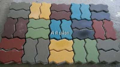 Slabs, walkways, blocks, grasses, blocks, worms 0890229985