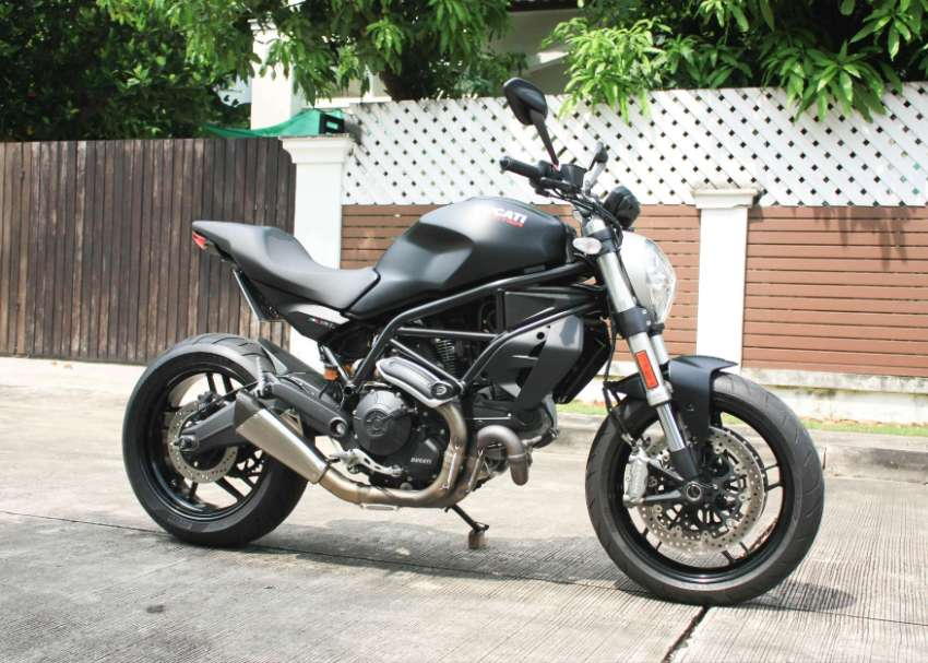[ For Sale ] Ducati monster 797 2018 excellent condition
