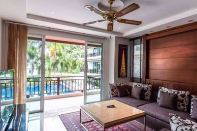 Hot deal!! 126 sqm in Jomtien, just 100 m to the Beach for sale