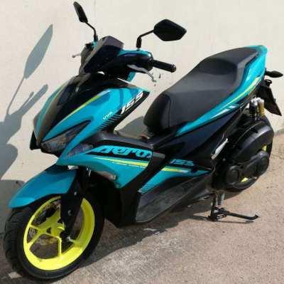 04/2019 Yamaha Aerox 155 57.900 ฿ Finance by shop