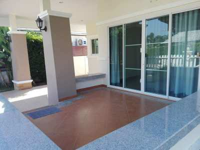 Reduced Price 3 BR 2 Bath Villa 24 Hour Security Guard Communal Pool
