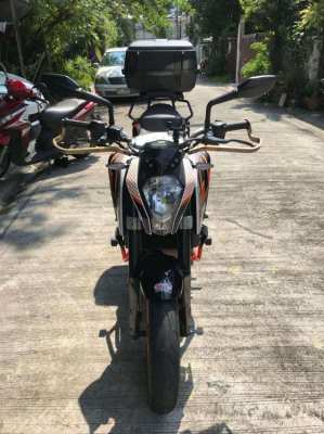 KTM DUKE 390 with ABA Well maintained by KTM flagship Store