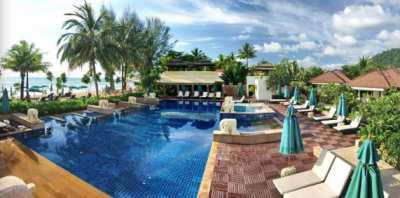 Selling Resort, 80 rooms, Khao Lak Beach, Phang Nga.