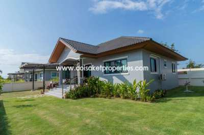 (HS283-04) Quick Sale! Lovely Single Storey Home