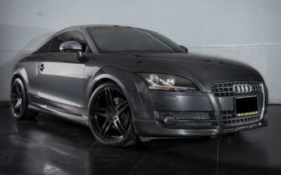 Free down payment for the Audi TT, the genuine car