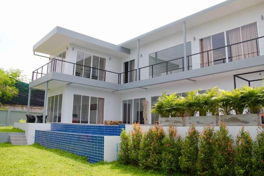 Villa for Sale with Seaview on Koh Samui / Ban Rak 5 Bedrooms