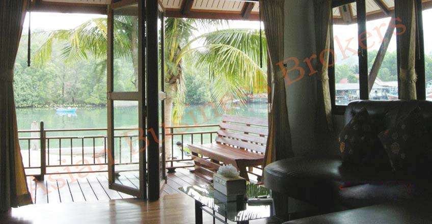 7107010 12 Rented Villas in Beautiful Beachfront in Koh Chang for Rent