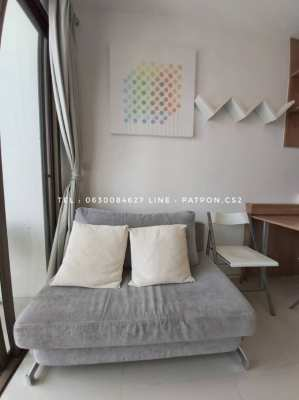 Sell Ideo Mix Sukhumvit 103, Floor 18A 30 sq. M. Fully furnished near Bts Udom Suk