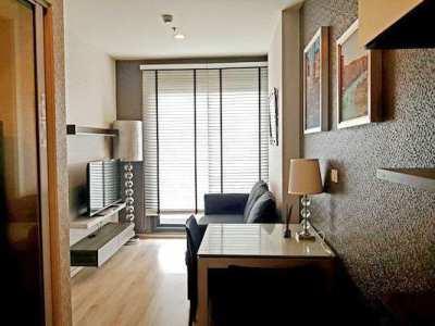 (เช่า) FOR RENT CENTRIC RATCHADA-HUAIKWANG / 1 bedroom / **16,000**