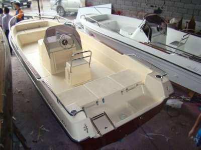 Brand New Boat build