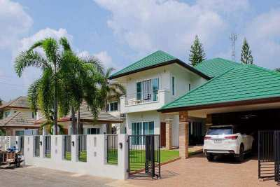 SP village5 for sale pool villa 2story house