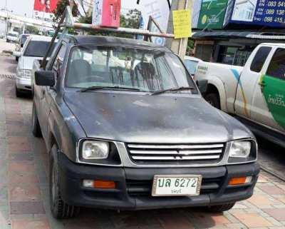1997 Mitsubishi Strada L200  for sale 75.000 Pattaya