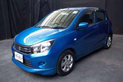 2014 Suzuki Celerio 1.0 GLX A/T