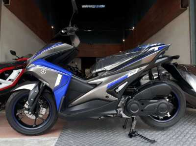 Latest Aerox ABS 2019