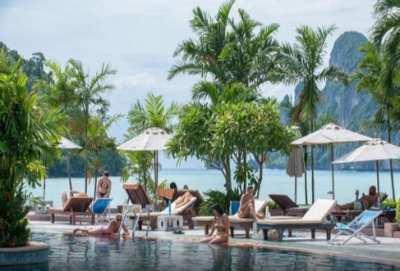 Selling luxury hotel, 165 rooms, PhiPhi Island, Krabi.