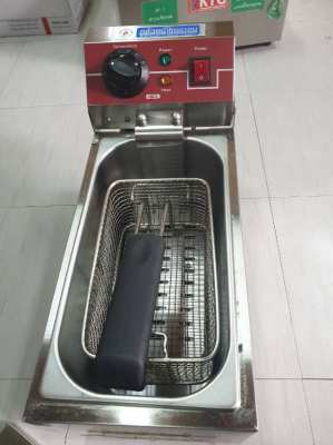 Electric frying oven