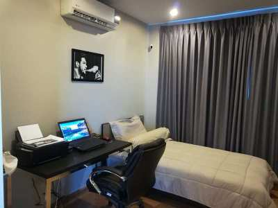 Supalai Wellington for Sale! Corner Unit&Near MRT Thai Cultural Center