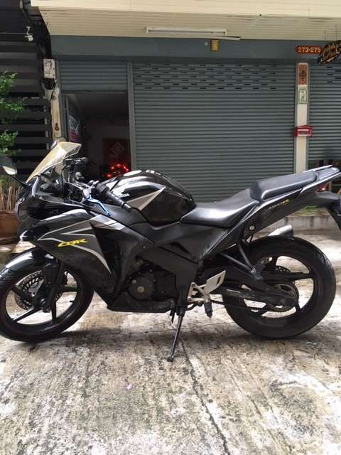 CBR150R 2010, Modified Exhaust, Good Condition!