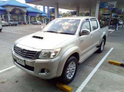 Toyota Hilux 3.0 D4D Vigo Champ only 31.000km