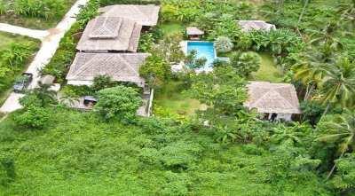 For Sale Balinese Villa Lamai Koh Samui