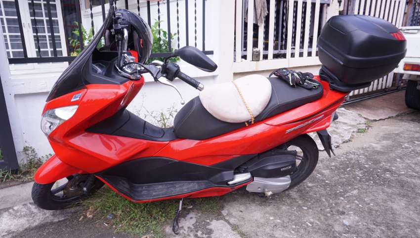 Honda PCX for sale, 4 years old on 27th Jan, 2020.
