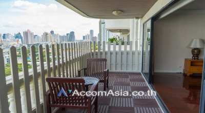 Apartment 4 Bedroom For Rent BTS Phrom Phong in Sukhumvit Bangkok