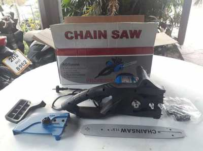 New Electric Chain Saw