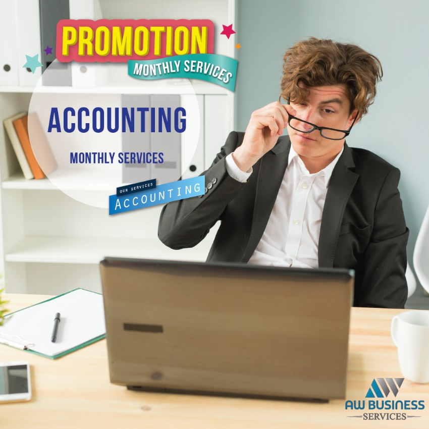 Monthly Accounting Services