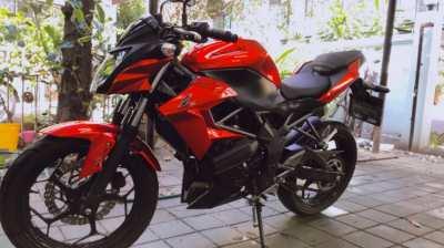 Kawasaki Z250 SL ABS for sale.