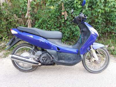 Yamaha Nuovo scooter