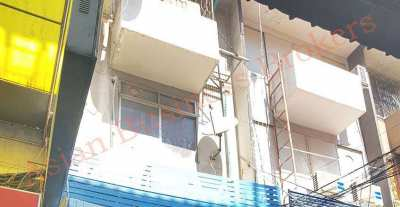 0149048 Shop-house for Sale Soi 3 Near Nana BTS, Bangkok