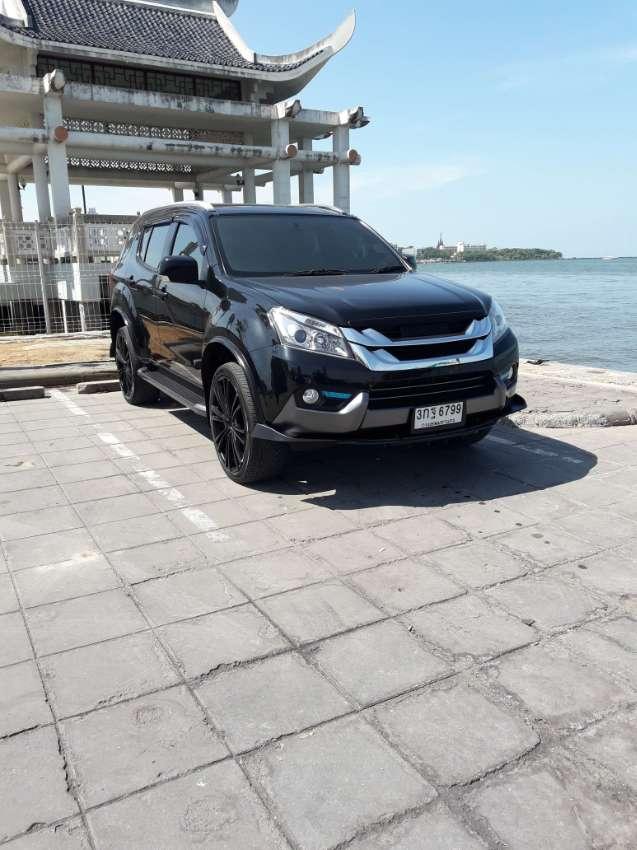 As New low km Isuzu MU-X 3.0 4wd auto navi fully loaded