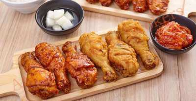 0130006 Profitable Korean Hotpot and Fried Chicken Restaurant in Siam