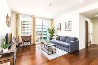 Cozy 2-bedroom modern condo close to BTS Asoke
