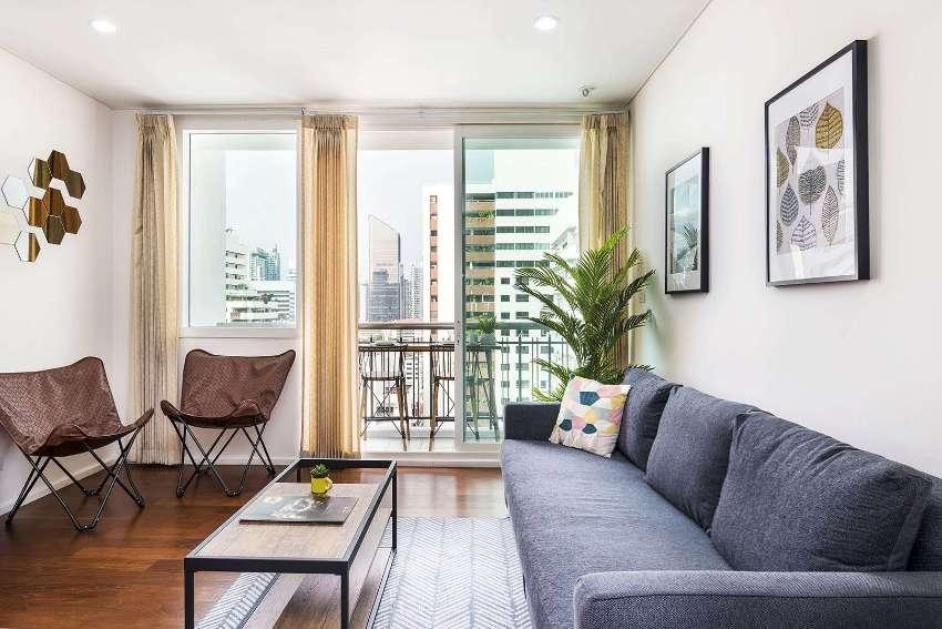 Cozy 2-bedroom modern condo close to BTS Asoke