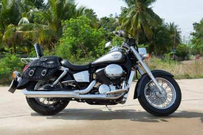 Honda Shadow Ace -  'Spirit of the Phoenix'