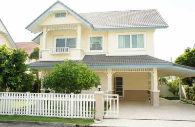 Sale 2-floor House in English Country Style - Chiangmai