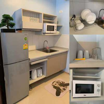 TL-0106 - Condo Zcape1Cherngtalay for rent with 1 bedroom, 1 bathroom
