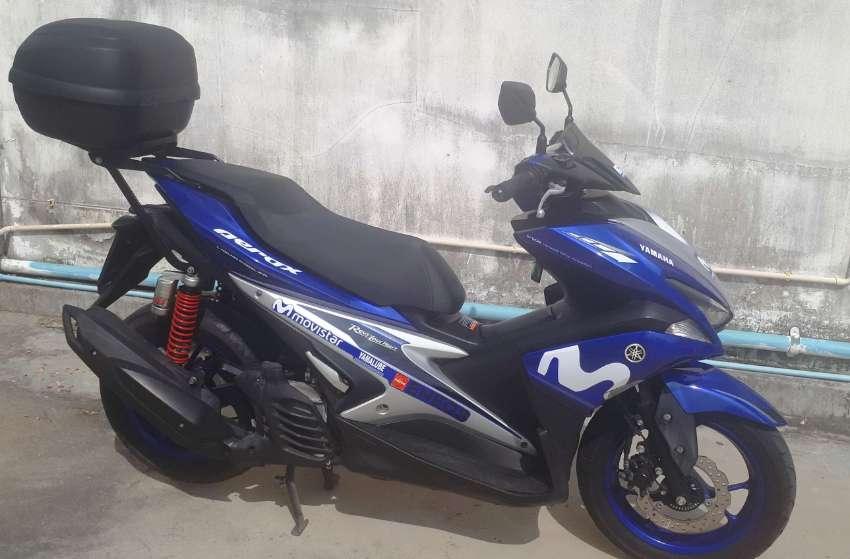 Yamaha Aerox 155i