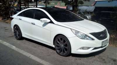 *REDUCED by 100,000 baht,Hyundai Sonata Sport 2.0 Turbo