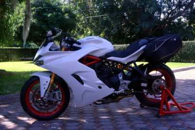 2018 Ducati Supersport S - sale or trade